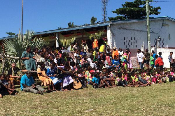 Ouvéa : délégations des îles à Hwadrilla pour les 30 ans des événements