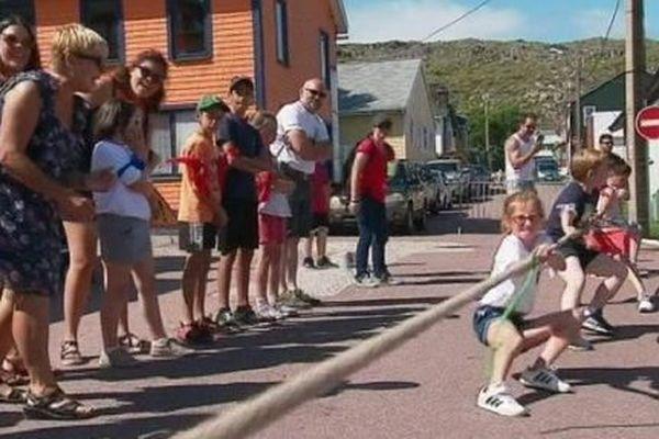 La fête basque pour les enfants