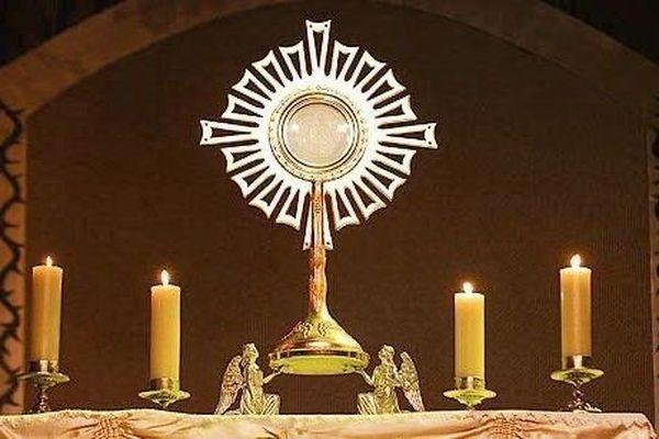 Fête de l'Eucharistie à Wallis