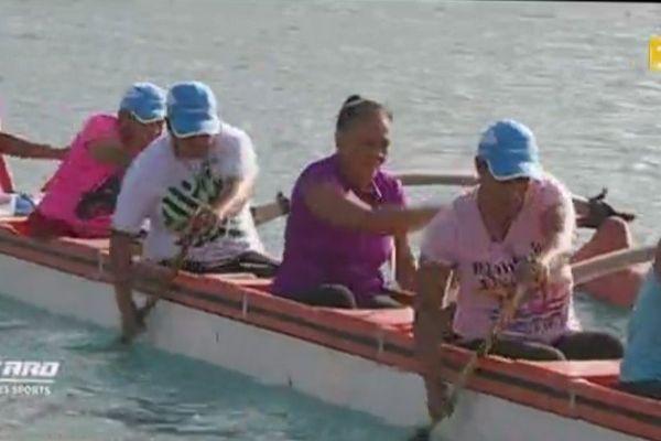 Portrait : les femmes de Hava'i en route pour Hawaiki Nui