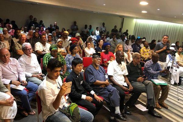 1eres rencontres des musulmans de la Guyane
