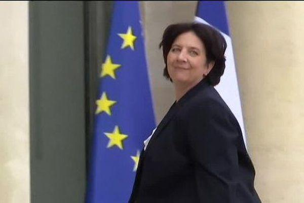Frédérique Vidal Ministre de l'Enseignement Supérieur de la Recherche et de l'innovation