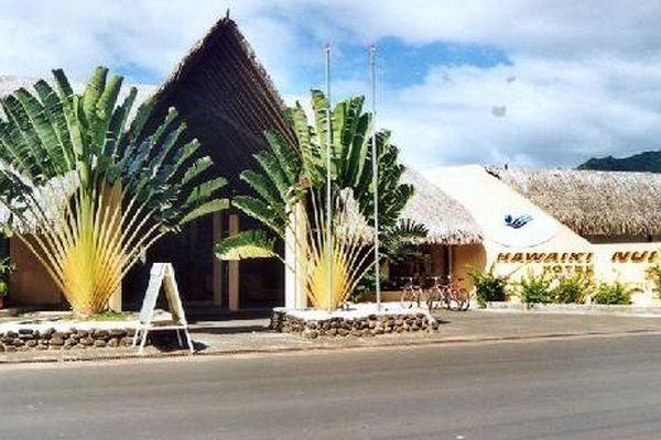 Hotel Hawaiki nui