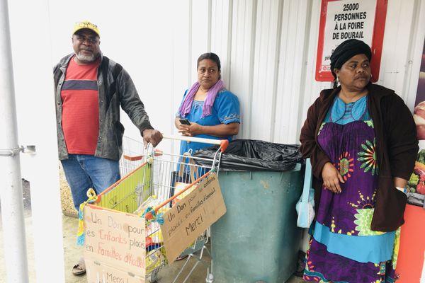 Poindimié solidarité familles d'accueil