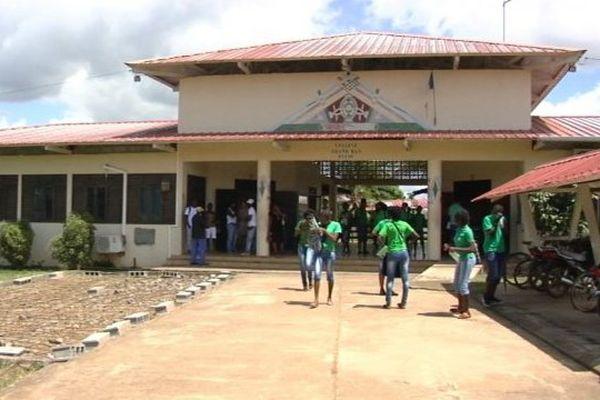 Collège Gran Man Difou