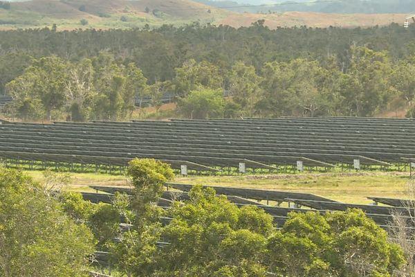 Centrale photovoltaïque Helio Boulouparis