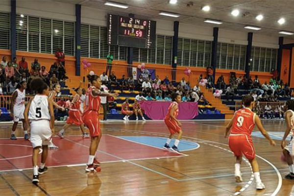 Basket filles
