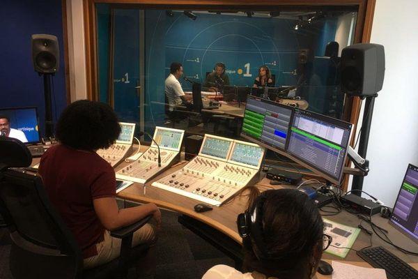 Radio Martinique la 1ère