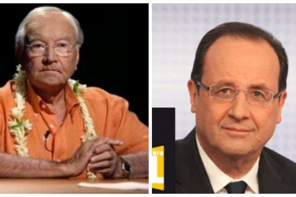 Gaston Flosse demande la grâce présidentielle partielle