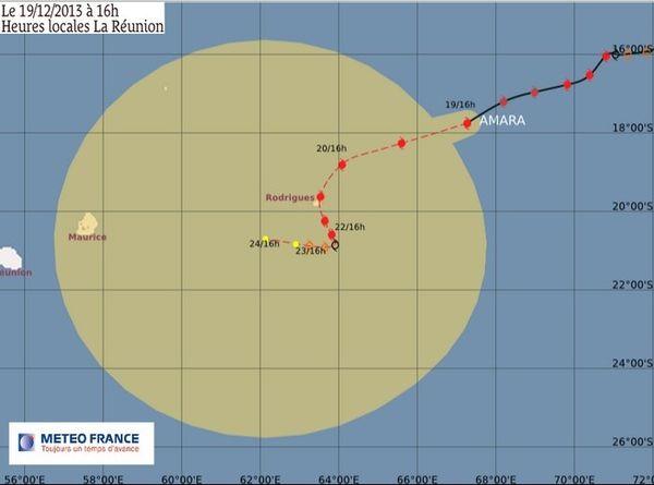 Amara cyclone tropical