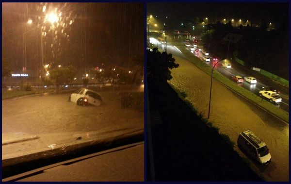 pluie innondation