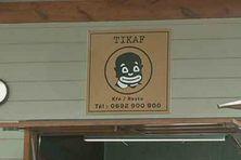 A Saint-Paul, le logo du nouveau restaurant Tikaf fait polémique.