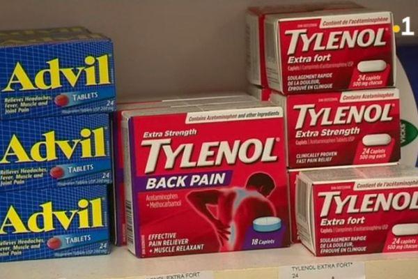 medicaments advil tylenol