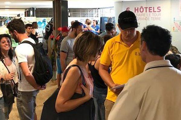 Salont du tourisme 2018 au centre Tjibaou, 3 juin