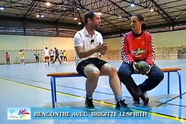Brigitte Lesfrith