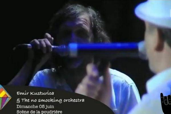 Bio expresso : Emir Kusturica
