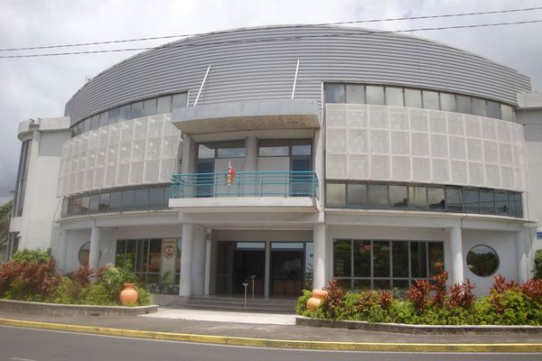 Mairie de Gourbeyre