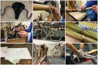 Comment fabriquer un vélo en bambou ?