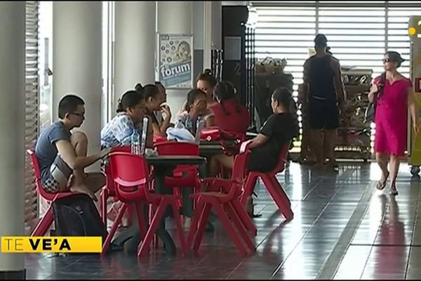 Grogne étudiante : la Polynésie reste calme