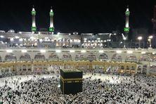 Vue de La Mecque en Arabie Saoudite, l'un des lieux saints de l'islam.