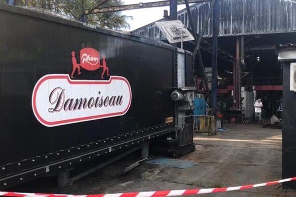 Distilleries Damoiseau