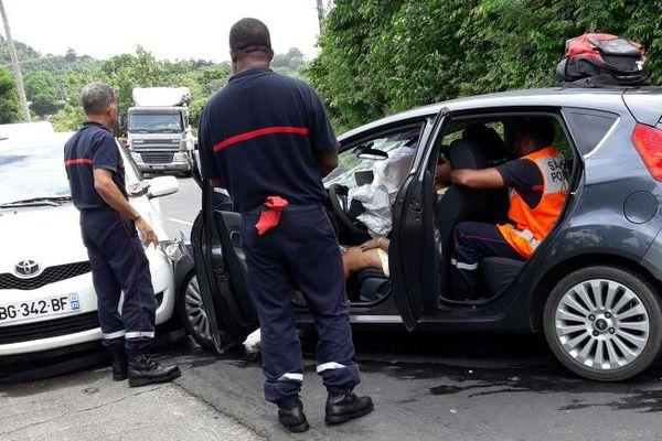 Accident françois