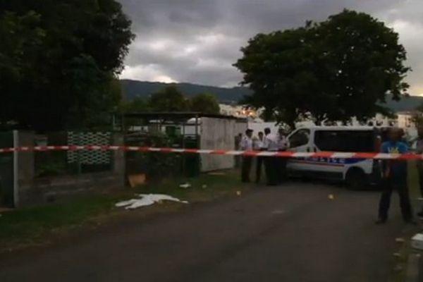 Coup de couteau Sainte-Clotilde