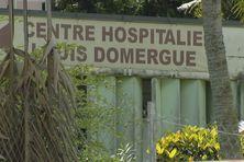 L'hôpital Louis Domergue à Trinité.