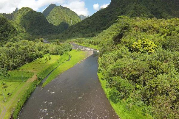 Projet hydroélectrique, Tautira fait barrage