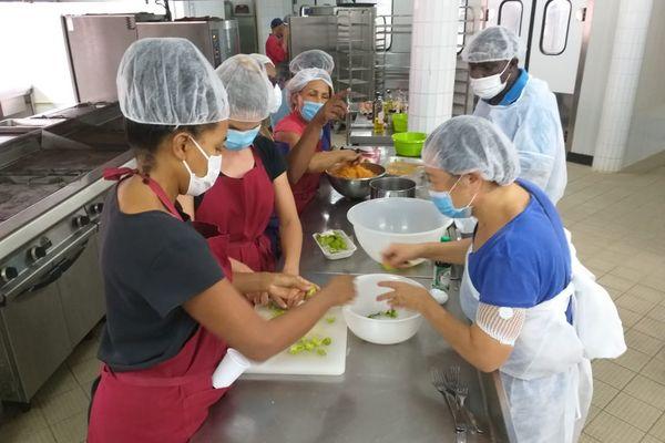 Atelier cuisine CFA