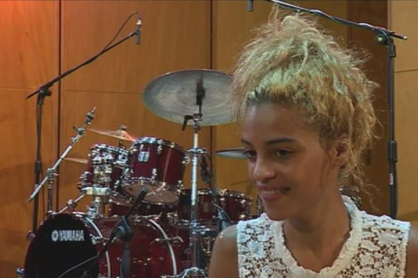 agathe Iracema, chanteuse jazz
