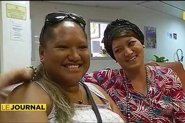 Tehina a 27 ans et se bat contre la maladie