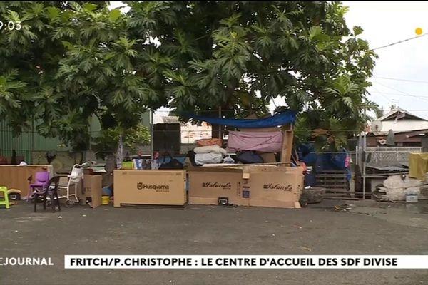 Le gouvernement envisage la construction d'un centre d'accueil pour sans abris