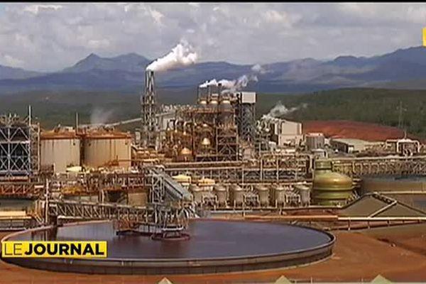 La Calédonie polluée par ses mines et sa métallurgie
