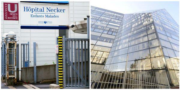 Hoital Necker Institut Imagine