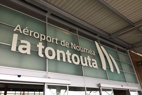 aeroport tontouta