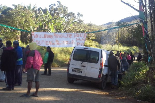 Au 20ème jour de conflit des rouleurs, le point en Province Nord