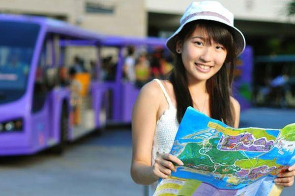 chinois tourisme