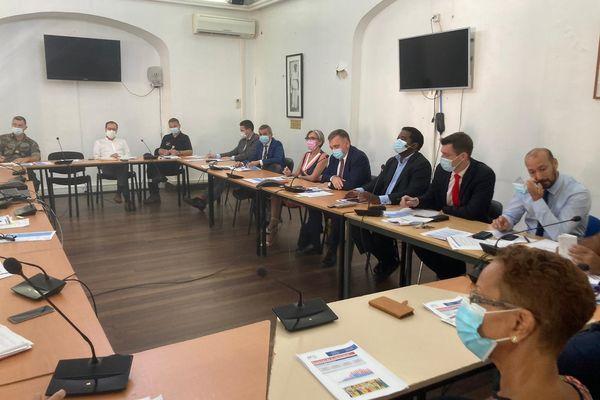 Covid-19 : Cellule Interministérielle de Crise du jeudi 24 juin 2021