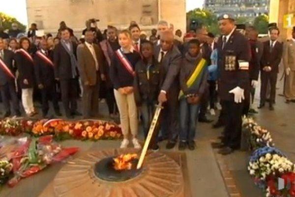 hommage tirailleurs comoriens