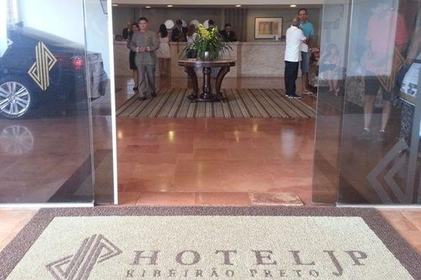 Hôtel des bleus au Brésil