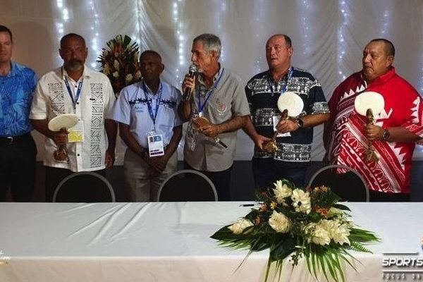 Les comités olympiques et sportifs francophones du Pacifique partenaires