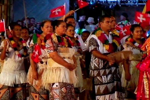 Guam a délégation de Wallis et Futuna