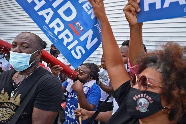 Floride, la communauté haïtienne vote démocrate