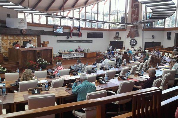 Assemblée polynésie