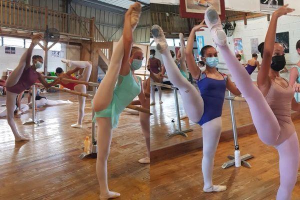 Danse / pied