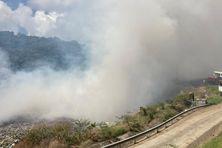 L'incendie s'est déclaré ce dimanche 4 avril 2021.