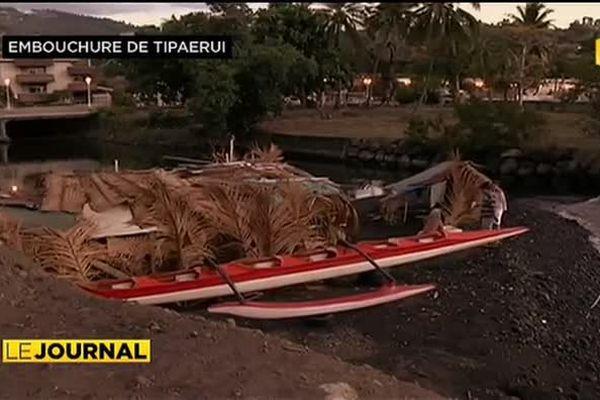 Toujours plus de SDF à Tahiti