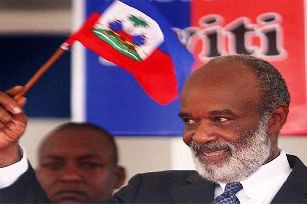 René Préval (Haiti)