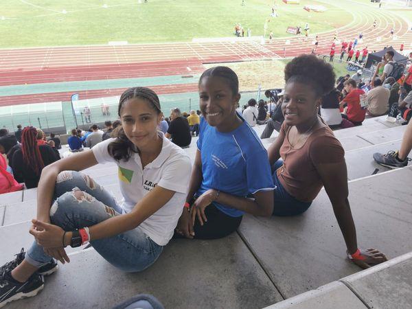 Athlétisme : pas de nouveaux titres de champions mais de belles performances individuelles pour les athlètes guyanais.